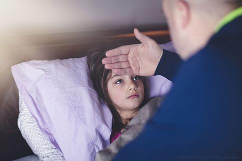 ISPA pada Anak, Tidak Sekedar Batuk Pilek