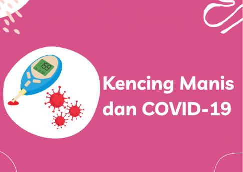 Kencing Manis dan COVID-19
